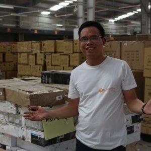 BoxMe – Mảnh ghép thật cho chợ ảo