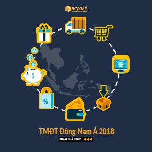 4 xu hướng thương mại điện tử năm 2018 tại thị trường Đông Nam Á