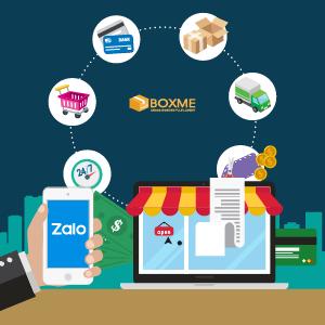 Boxme chính thức hợp tác với Zalo – Xu hướng thương mại mạng xã hội sẵn sàng bùng nổ