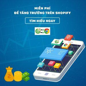9 ứng dụng miễn phí tăng doanh vượt bật cho cửa hàng Shopify