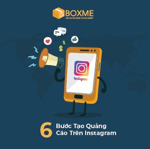 6 bước tạo quảng cáo Instagram cho người mới bắt đầu