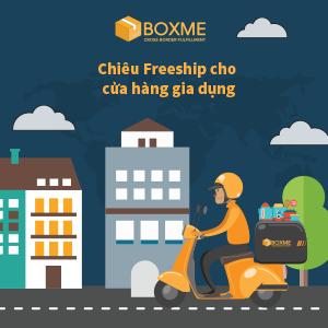 Làm sao freeship mà vẫn lợi nhuận cao khi kinh doanh hàng gia dụng online?