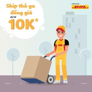 Chỉ từ 10K – Ship cả thế giới! – Ưu đãi vàng từ Boxme Asia