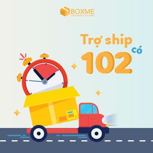 Tháng vàng trợ phí vận chuyển đặc biệt từ BoxMe