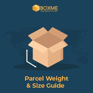 Hướng dẫn quy đổi kích thước hộp gói trên boxme