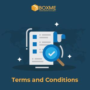 Một số quy định cần biết trên Boxme