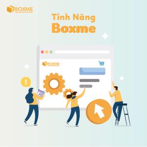 Tính năng BoxMe - Giải pháp hậu cần kho vận đa quốc gia