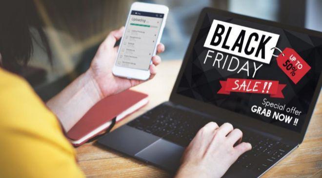 """Black Friday/Cyber Monday 2018 sắp bùng nổ trên """"mặt trận"""" online"""