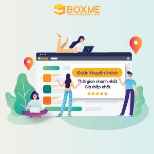Hướng dẫn lựa chọn hãng vận chuyển tối ưu trên hệ thống Boxme