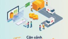 """[Infographic] """"Zoom In"""" toàn cảnh thị trường thương mại điện tử Việt Nam năm 2018"""