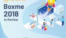 Gặp mặt cuối năm cùng Boxme tại sự kiện offline Boxme 2018 in Review