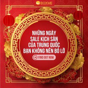 Những ngày sale của Trung Quốc bạn không nên bỏ lỡ