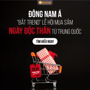 """Đông Nam Á """"bắt trend"""" lễ hội mua sắm Ngày độc thân từ Trung Quốc"""