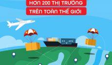 Việt Nam xuất khẩu ra hơn 200 quốc gia trên toàn thế giới