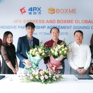 Boxme và 4PX trở thành đối tác chiến lược để thúc đẩy TMĐT xuyên biên giới ở Đông Nam Á