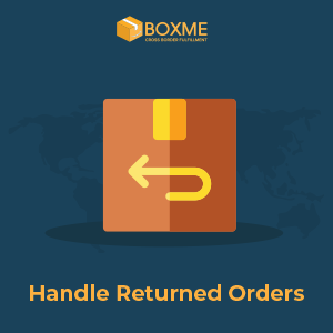 How to handle returned orders