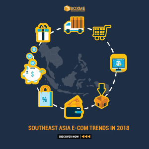 Four Ecommerce Trends That Will Rule Southeast Asian Ecommerce In 2018