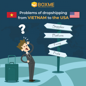 [Q&A] What are the problems of dropshipping from Vietnam to the USA? (PART II)
