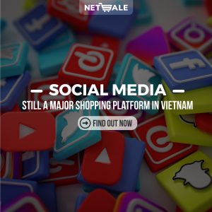 Social media is still a major shopping platform in Vietnam
