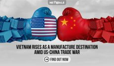 Vietnam rises as a manufacture destination amid US-China trade war