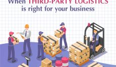 When third-party logistics is right for your business