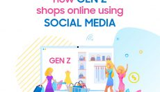 How Gen Z shops online using social media