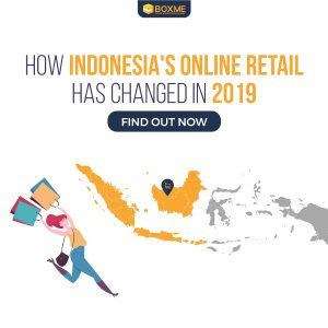 How Indonesia's online retail has changed in 2019