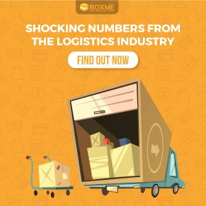 Shocking numbers from the logistics industry