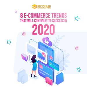 8 E-commerce trends that will continue its success in 2020