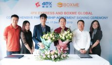 Boxme and 4PX launch strategic partnership to boost cross-border E-commerce in Southeast Asia