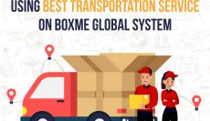 Using BEST transportation service on Boxme Global system